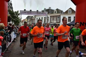 Doesburg City Run deelnemers