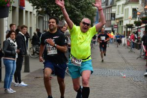 Finish Doesburg City Run